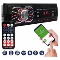 SOM AUTOMOTIVO MP3 PLAYER BLUETOOTH USB CONTROLE 4X25WREMOTO