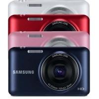 Câmera Digital Samsung 16.1 Megapixels Tela Lcd 2.7 5x Grava em HD