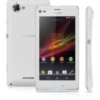 SMARTPHONE SONY XPERIA Android 4.1 3G Dual Core 1.0GHz, 4GB, Tela 4.3´, Branco