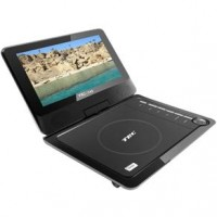 DVD PORTATIL TELA 7 COM TV USB E SLOT PARA CARTAO