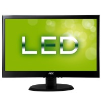 MONITOR 15' AOC TELA LED HIGH DEFINITION