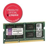 PLACA DE MEMÓRIA 8GB NOTEBOOK 1333 MHz DDR3 - KINGSTON