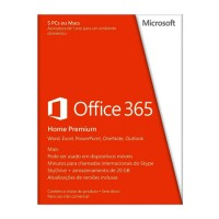 SOFTWARE MICROSOFT OFFICE 365 HOME PREMIUM