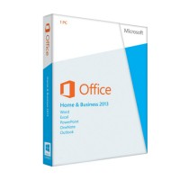 SOFTWARE MICROSOFT OFFICE 2013 HOME AND BUSINESS
