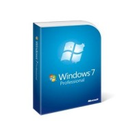 SOFTWARE MICROSOFT WINDOWS 7 PROFESIONAL 32/64 BITS