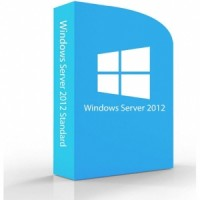 SOFTWARE MICROSOFT WINDOWS SERVER 2012 STANDARD 64 BITS OEM