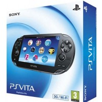 CONSOLE PS VITA SONY PLAYSTATION WIFI