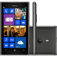 SMARTPHONE NOKIA LUMIA 4G WINDOWS 8 TELA HD 4.5 WIFI CAM 8MPX GPS 16GB