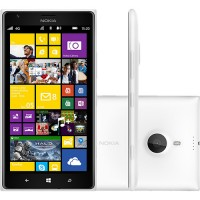 SMARTPHONE NOKIA LUMIA 4G WINDOWS 8 TELA 6 WIFI CAM 20MPX GPS 32GB