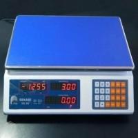Balança Eletronica Digital 30kg Alta Precisão