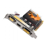 PLACA VIDEO PCIEX GEFORCE 1 GB GT610 DDR3 64BITS LOW ZOTAC