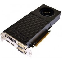 PLACA VIDEO PCIEX GF X 2GB DDR5 256BITS PNY