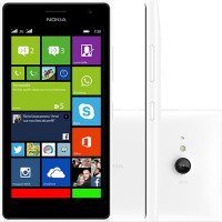 SMARTPHONE NOKIA LUMIA 2 CHIPS WINDOWS 8 TELA 4.7 WIFI CAM 6.7MPX GPS 8GB