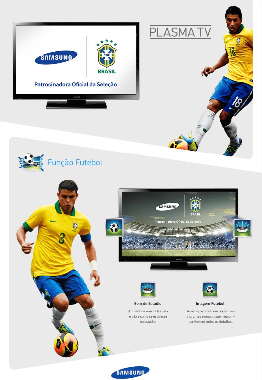 TV Plasma 51 Polegadas Samsung F4000 - 2 HDMI 1 USB 600Hz